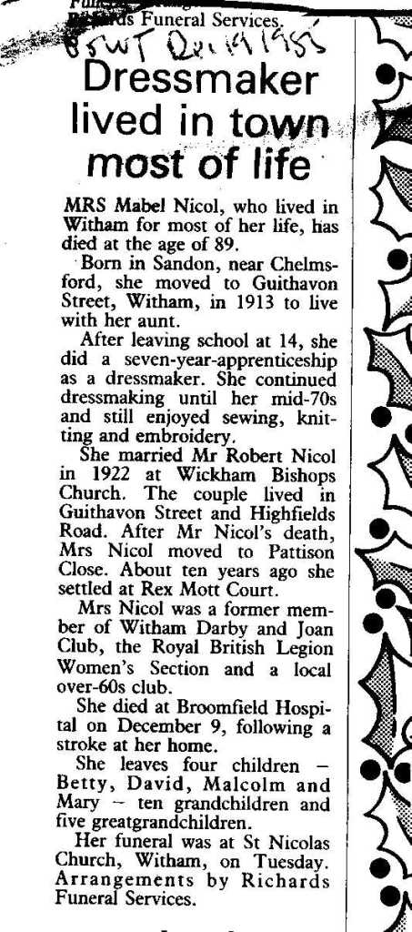 bwt 1985 dec 19 mrs nicol obit