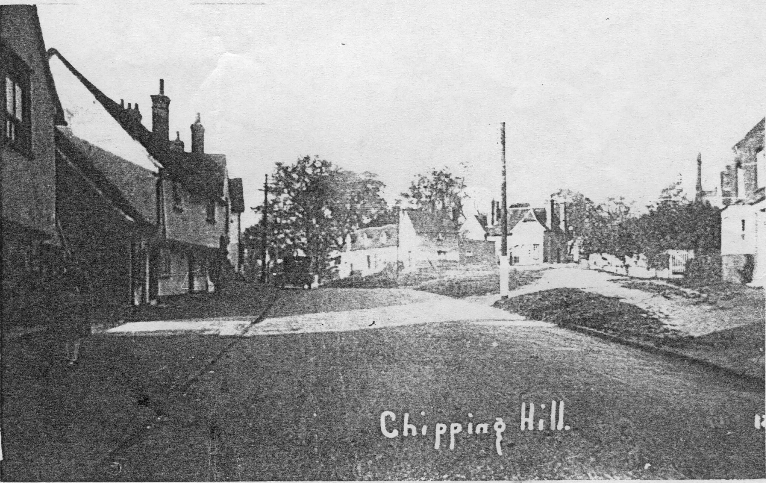 MW II 17 c chipping hill towards green for pic 2